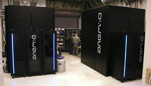 Google comprova eficácia de computador quântico D-Wave
