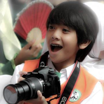 Suci Permata Sari: Iqbaal 'Coboy Junior' Look Alike Bisma 'Smash'