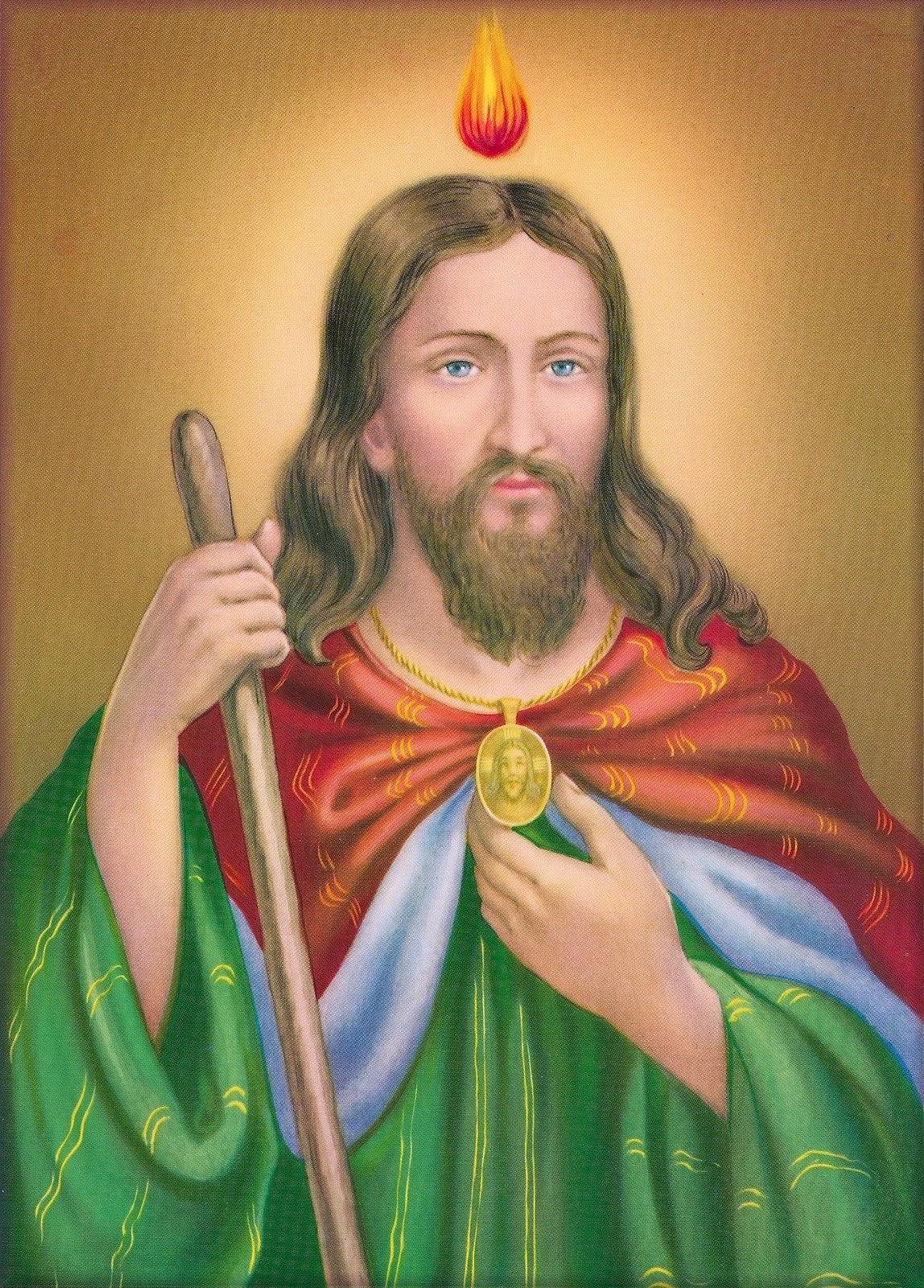 Blog cat 211 lico gotitas espirituales im 193 genes de san judas tadeo