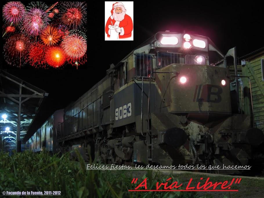 A Vía Libre !
