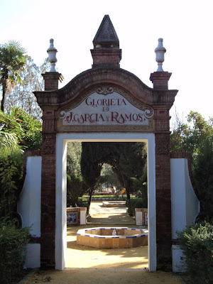 Cultura de sevilla los jardines de murillo muestran casi for Jardines de murillo