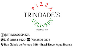 TRINDADE'S PIZZA DELIVERY