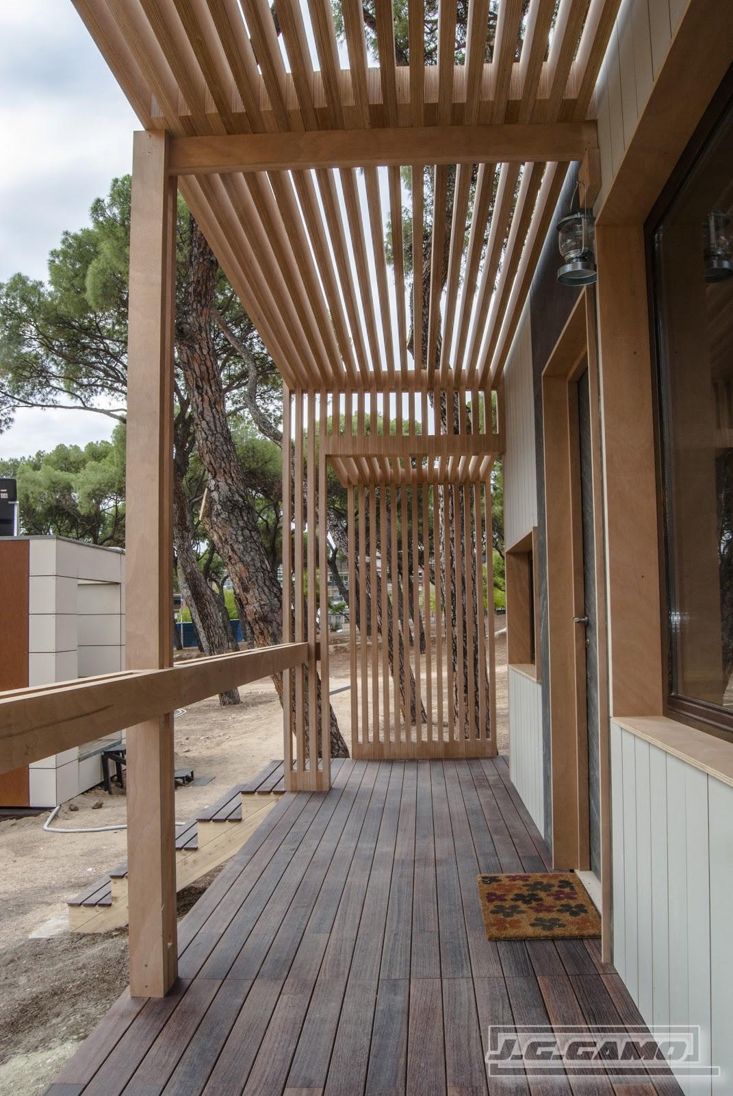 Paneles de madera para exterior awesome pantallas de lamparas de techo with paneles de madera - Paneles madera exterior ...