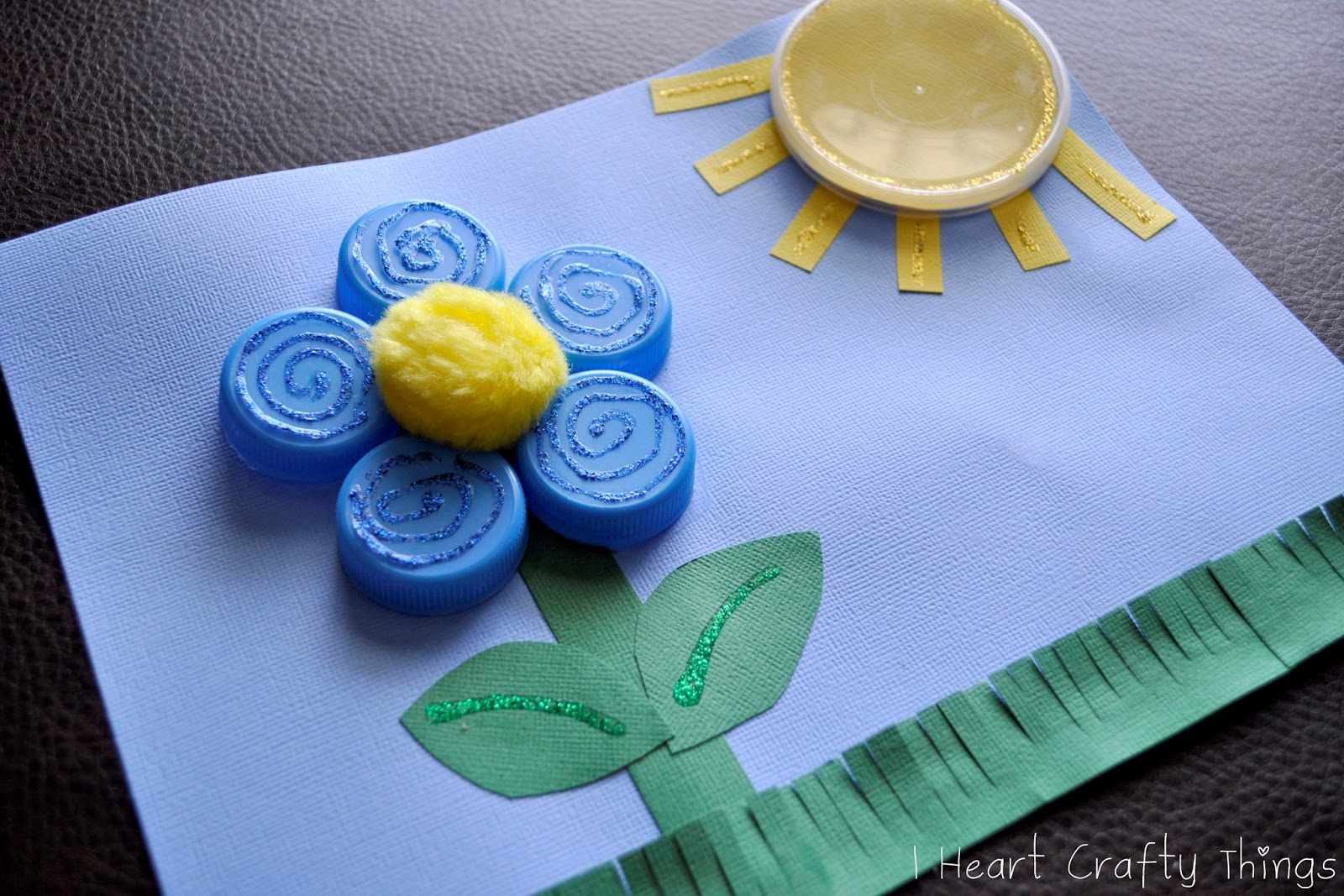 Bottle Cap Craft Ideas For Kids Part - 23: Have You Created Art With Bottle Caps? I Would Love To Hear Your Ideas!