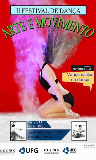 2º Festival de Dança Arte e Movimento