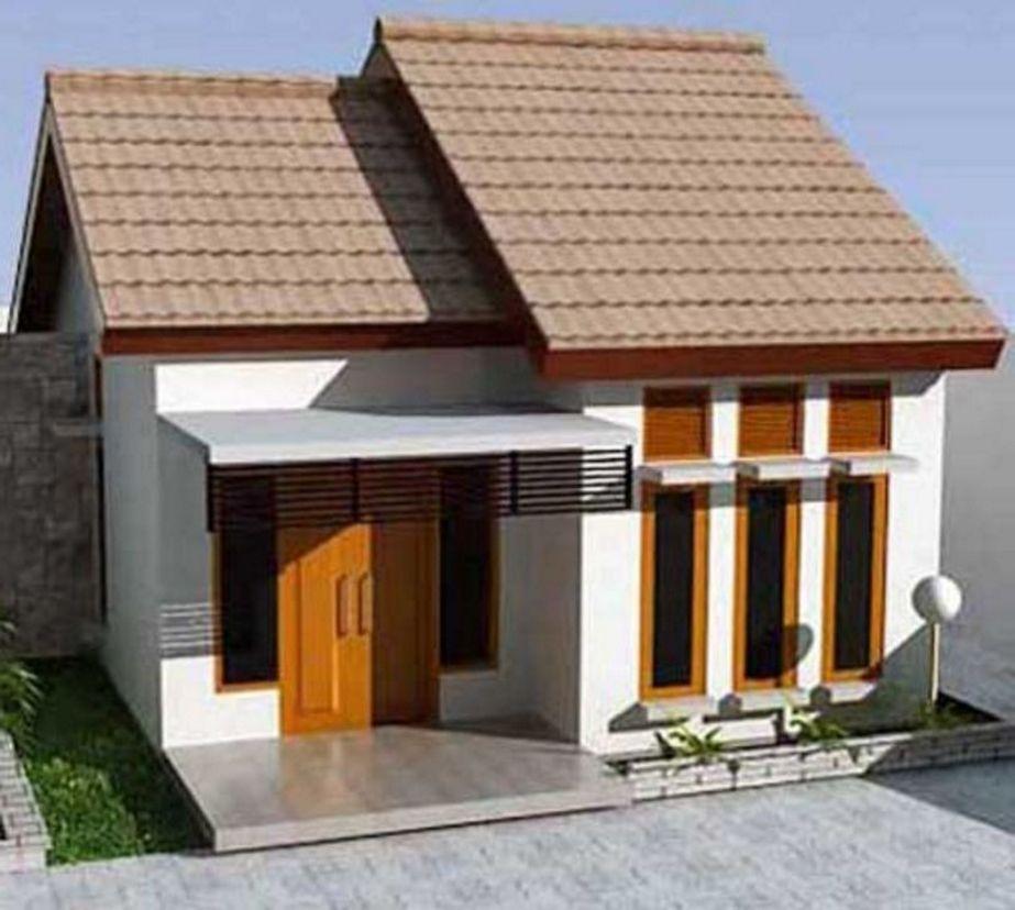 bentuk rumah btn standard kreatif