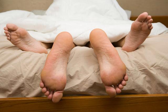10 khasiat seks bagi kesehatan Anda dan pasangan