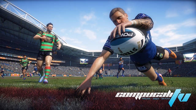 Rugby League Live 3 Xbox 360 Español