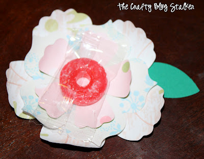 How to Make a Candy Flower