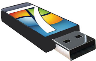 Install Windows 7 Menggunakan Flashdisk