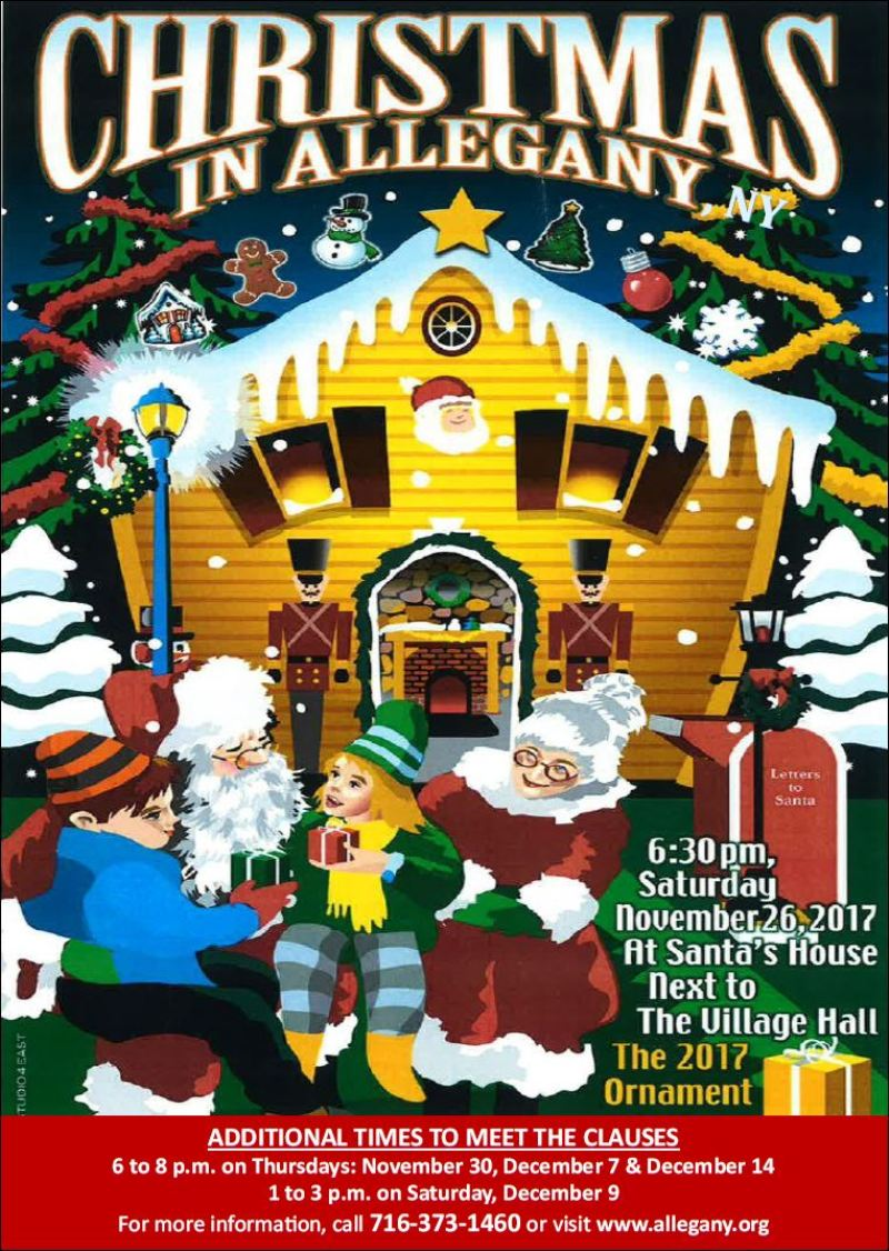 11-26 Christmas in Allegany
