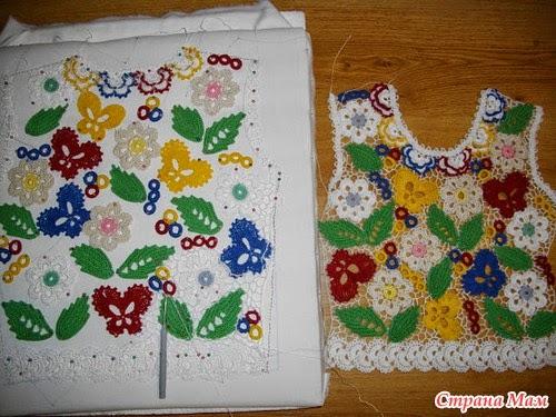 Paso a Paso Crochet Ruso