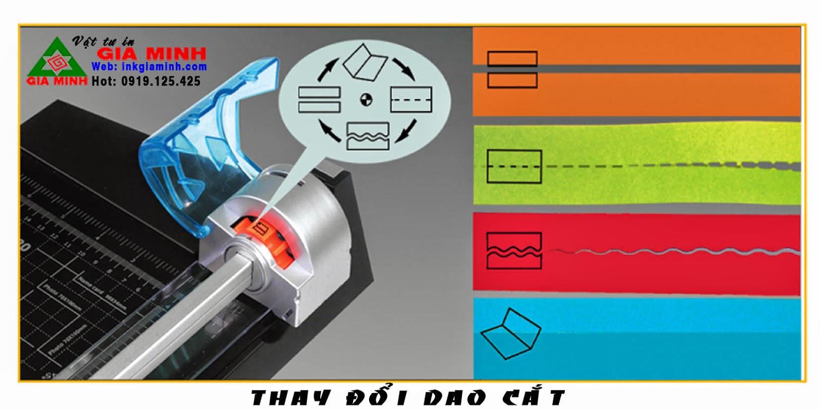 Bàn cắt giấy DSB TM-20