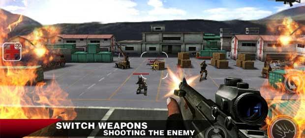 Death Shooter 3D Apk Free