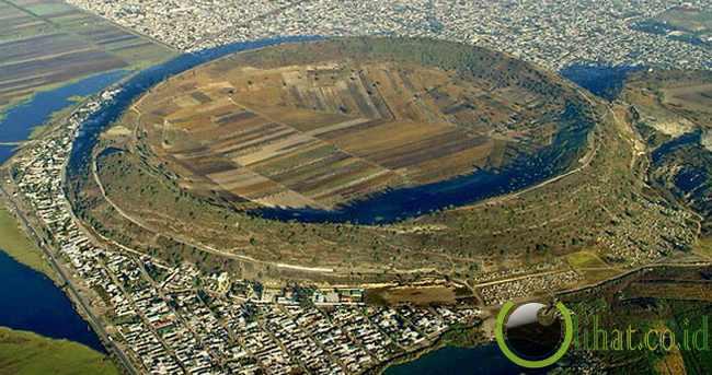 Kawah Xico, Meksiko