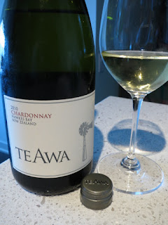Te Awa Chardonnay 2010 - Hawkes Bay, North Island, New Zealand (90 pts)