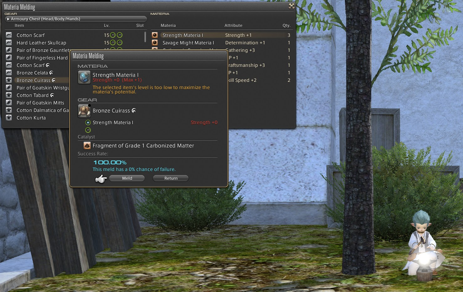 Ffxiv materia slots - Expansion slots wiki
