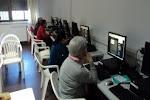 """Entrega de Diplomas de Ciclos I y II, curso """"Miedo a Internet?"""", San José Artesano"""