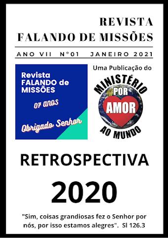 """Revista """"FALANDO DE MISSÕES"""""""
