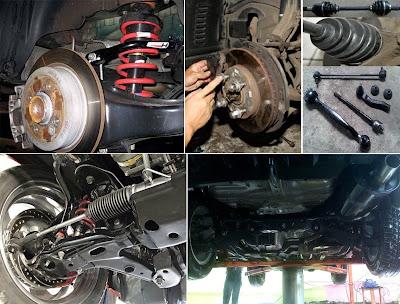 Tips Merawat Kaki Kaki Roda Mobil, Perhatikan Bearing Roda