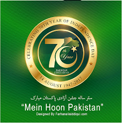 Happy Pakistan Creation Day