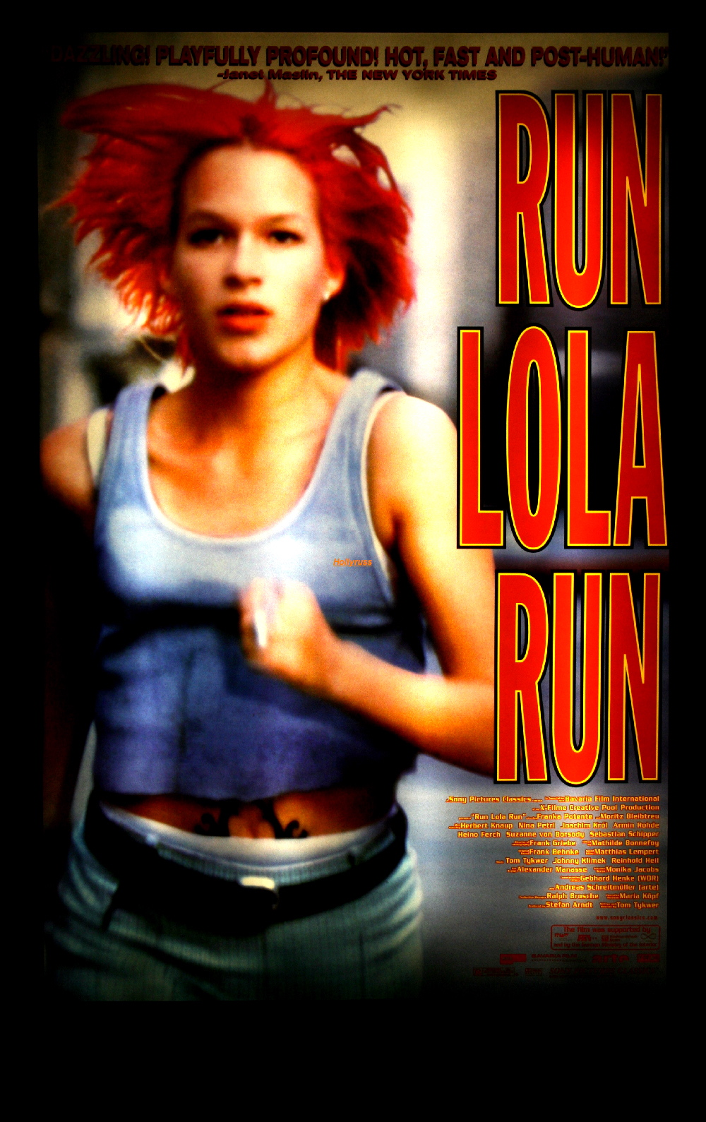 Run Lola Run review
