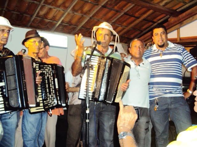 ENCONTRO DE SANFONEIROS DE 8 BAIXOS EM EUCLIDES DA CUNHA