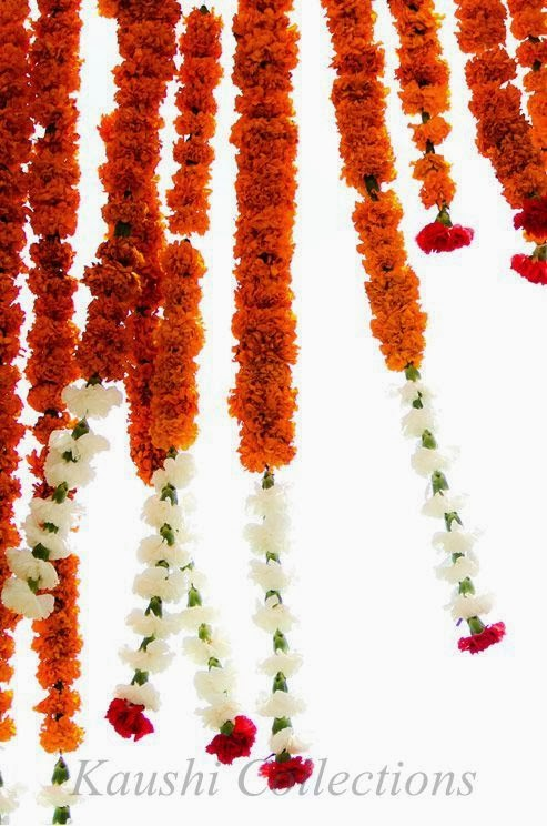 Sparkling fashion flower decoration ideas for wenddings for Artificial flowers for home decoration india