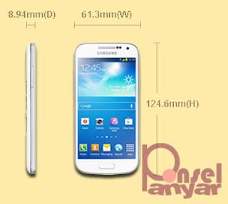 Spesifikasi Samsung Galaxy S4 Mini dan Harga Terbaru Agustus 2014