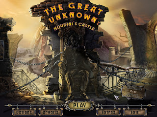 The Great Unknown: Houdini's Castle [BETA]