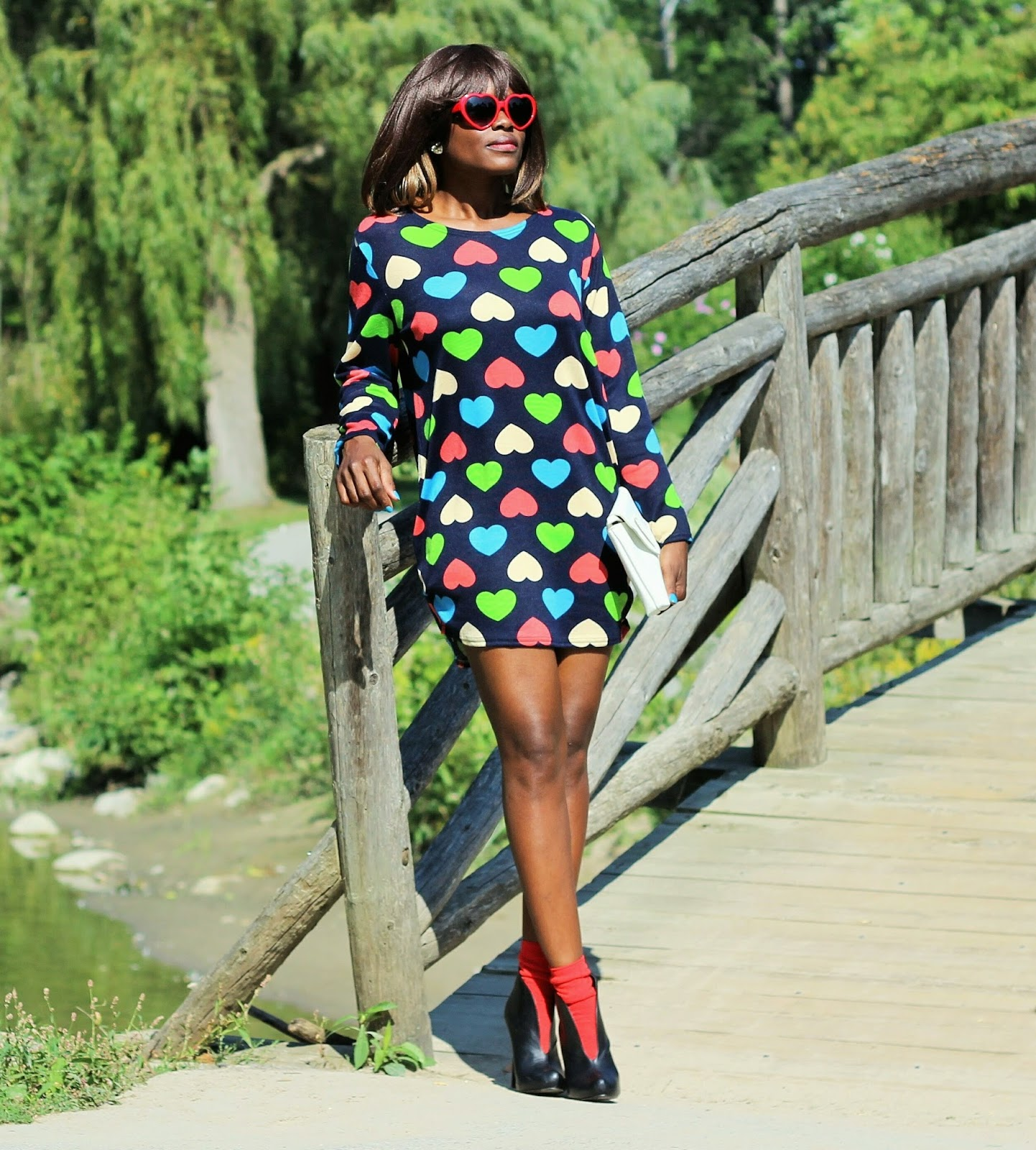 I WEAR MY HEART | QUIRKY CHIC FOR FALL