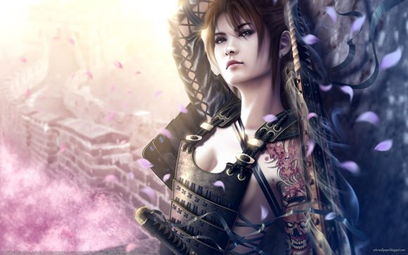 CG Art Wallpaper Mario Wibisono Artwork 12