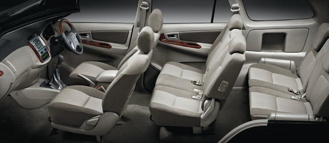 Toyota Grand New Innova 2012