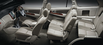 Toyota Grand New Innova 2012