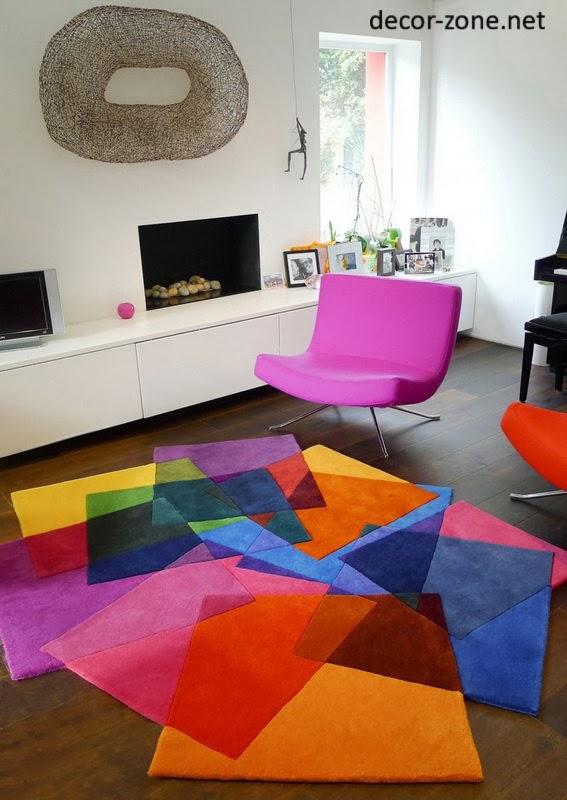 modern living room rugs ideas