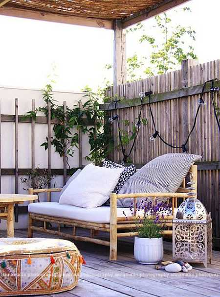 Tendencias primavera 2015 prepara tu terraza oasisingular for Sofa de exterior terraza