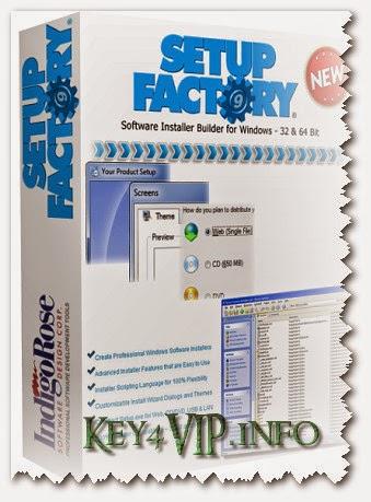 IndigoRose Setup Factory v9.1 Full,Phần mềm tạo file cài đặt số 1 hiện nay