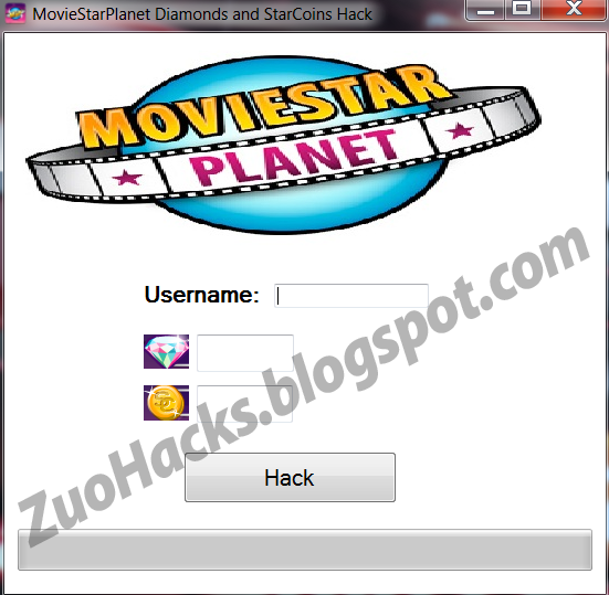 MovieStarPlanet Diamonds and StarCoins Hack