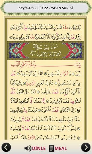 Kuran-ı Kerim okuma