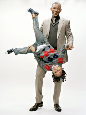 Jaden Smith y Will Smith