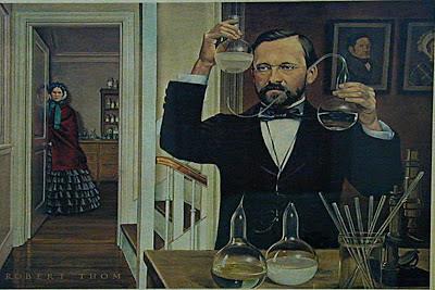 Pasteur, generacion espontanea