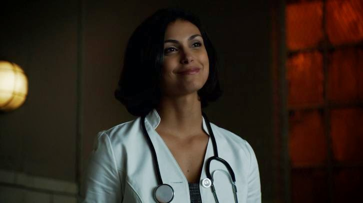 Gotham - Season 2 - Morena Baccarin Promoted to a Series Regular