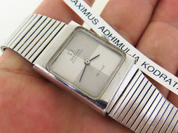 OMEGA DE VILLE SQUARE CASE LADY WATCH - AUTOMATIC
