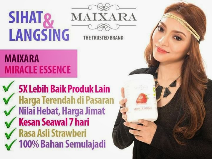 MAIXARA MIRACLE ESSENCE