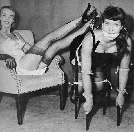 Movie Bettie Page Bondage Queen