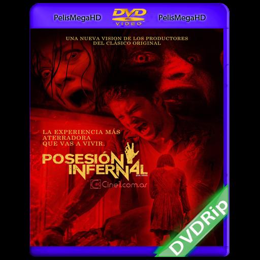 Posesión Infernal (2013) DVDRip Español Latino