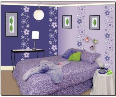 Decoracion habitacion juvenil femenina perfect en fotos juveniles femeninas with decoracion - Decorar paredes dormitorio juvenil ...