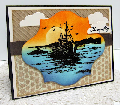Our Daily Bread Designs, The Waves on the Sea, Fishing
