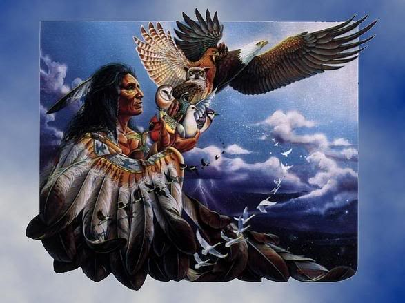 the great spirit native american beliefs