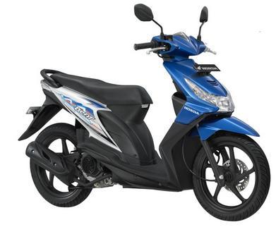 Daftar Harga Motor Honda Terbaru 2013 | Opoisine